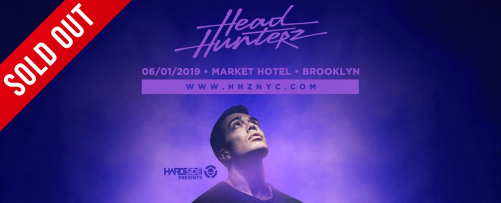 Hardside w/ Headhunterz + many more!